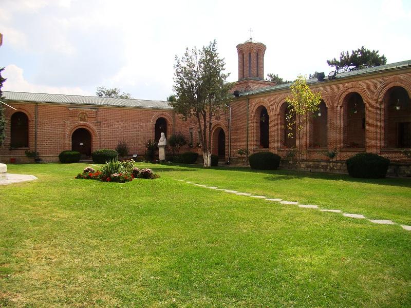 Chiliile manastirii Dealu