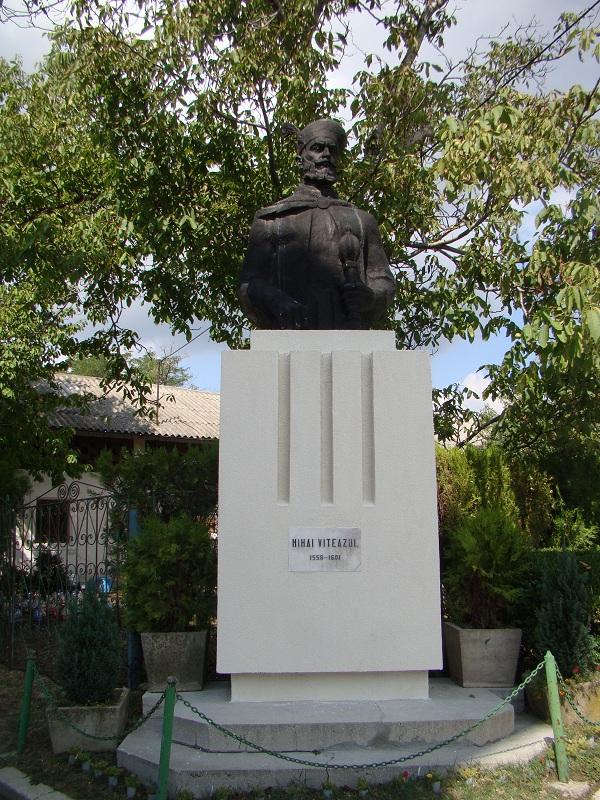Bust Mihai Viteazul