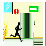 5 tehnici de supravietuire in caz de incendiu