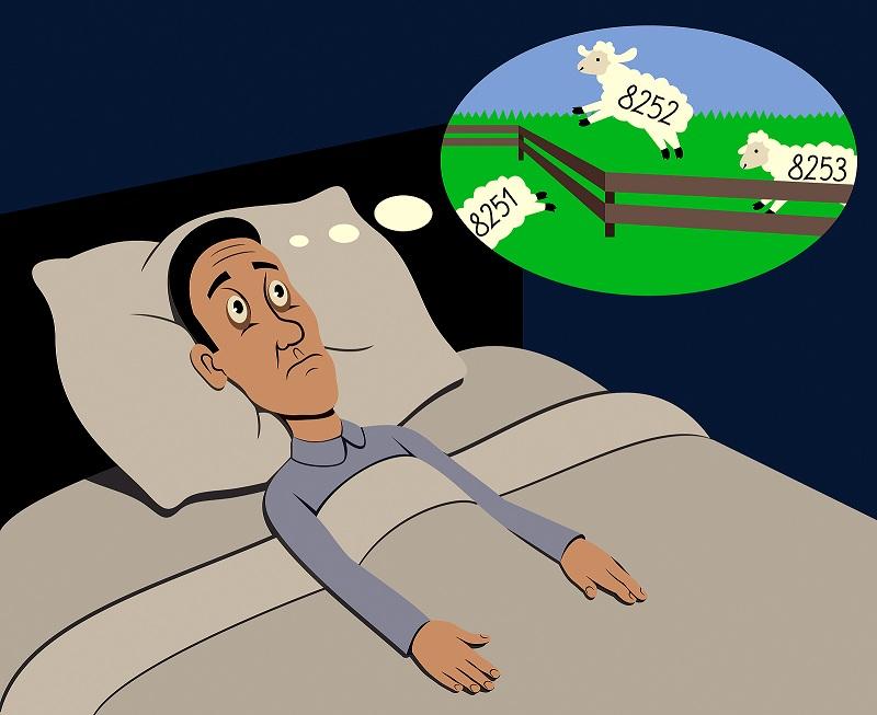 Une prière courte et efficace avant d'aller dormir Insomnie3