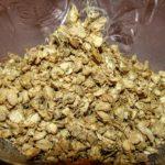 Sanatate la pachet: Ceaiul de ghimbir uscat