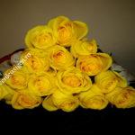 Simbolul intelepciunii, prieteniei si bogatiei: Trandafirii galbeni