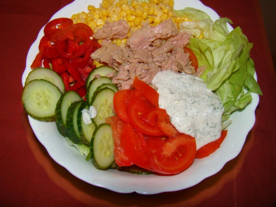 Salata ton