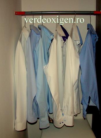 camasi calcate cu grija
