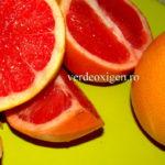 E dulce-amărui și are grijă de sănătatea ta: Mănâncă grapefruit roșu