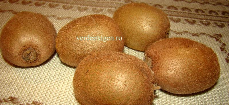 kiwi pufoase