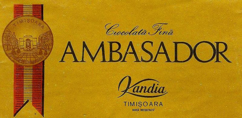ciocolata Ambasador