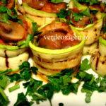 Ciuperci in halat de dovlecel: Mâncărică cu bani puțini