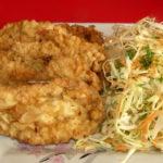 Când ți-e dor de fast-food gustos, iți faci acasă: Șnițele de porc cu lămâie