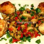 Cele mai bune pulpe de pui cu ciuperci: Mănânci cu poftă și nerăbdare