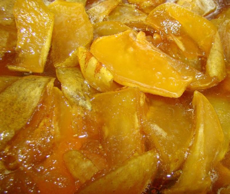 Dulceata de mere verzi