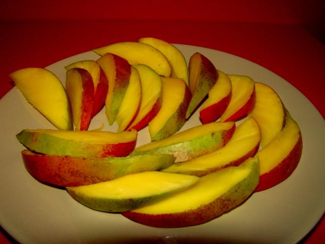 Mango feliat