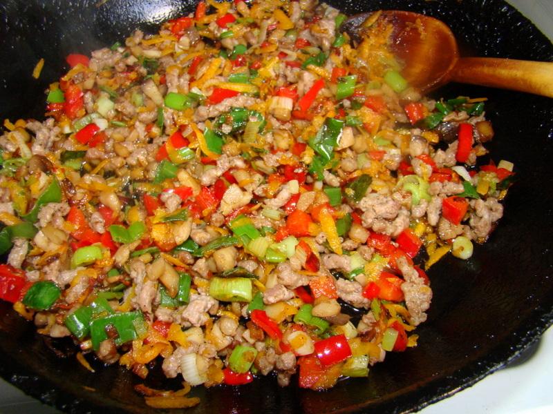 carne cu legume