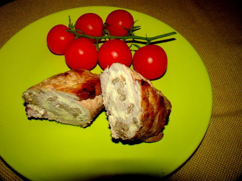 Rulou din carne de porc
