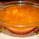 Dulce, aromata si de culoarea soarelui: Dulceata de portocale