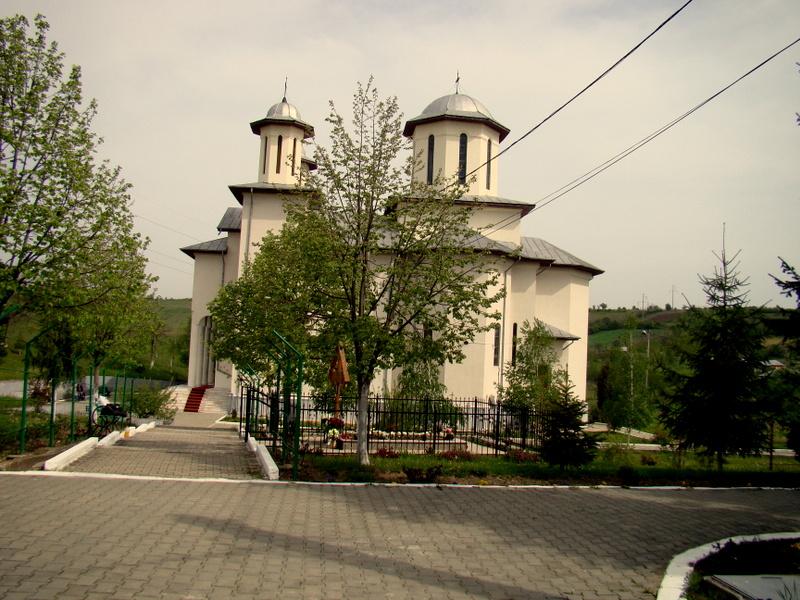 biserica manastirii Calui