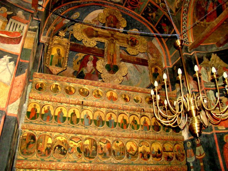 Manastirea Caluiu