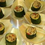 La bontà nel tuo piatto: Raffinati anelli di zucchina