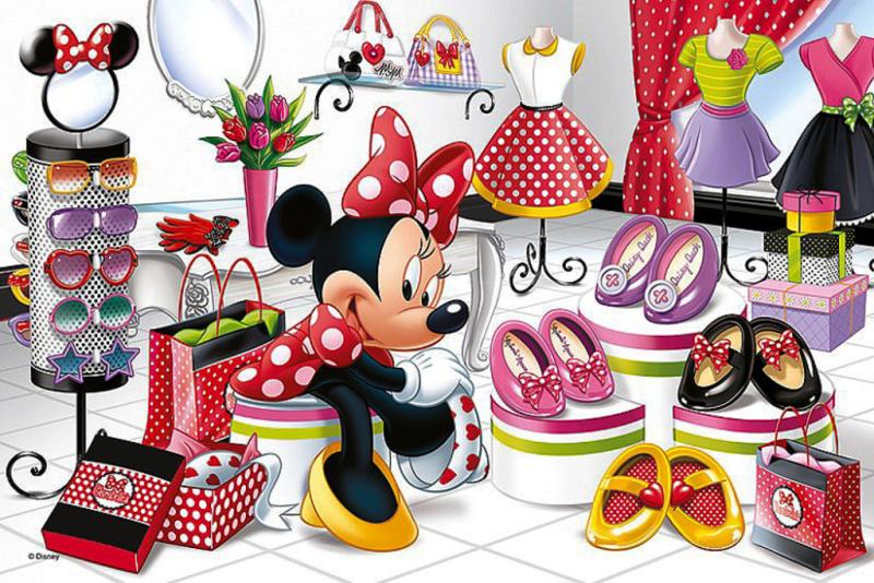 la shopping