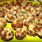 Mănânci cu poftă, una dupa alta: Bombite din ciocolata si castane