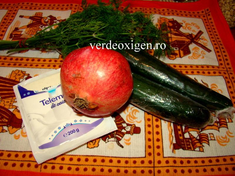 ingrediente castraveti umpluti