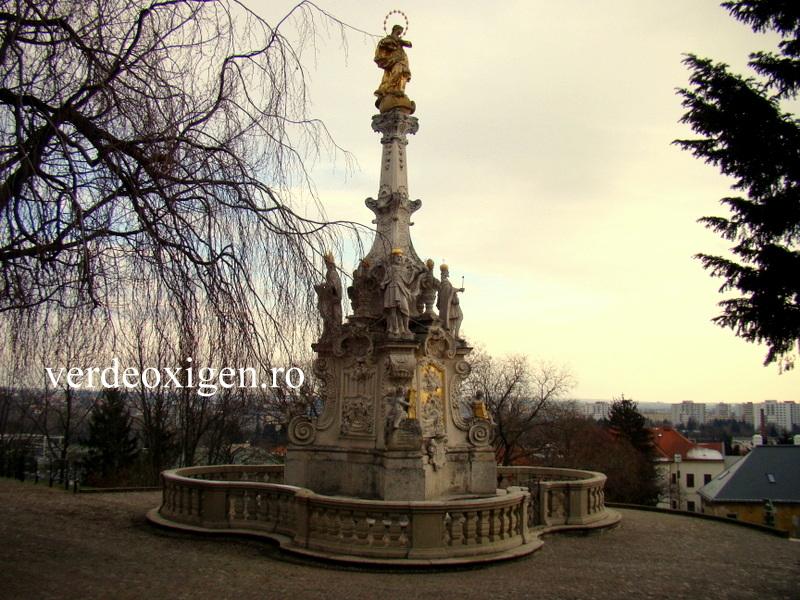 Monument castel Nitra