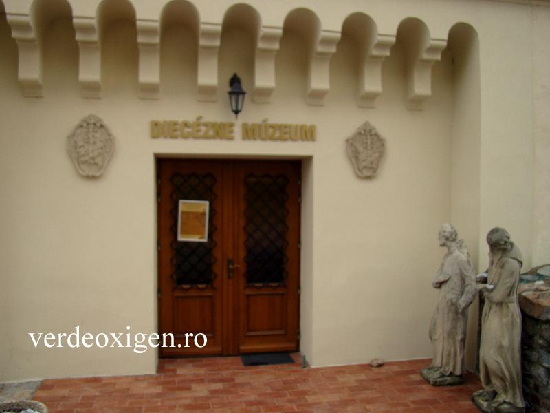 Muzeu, castel Nitra