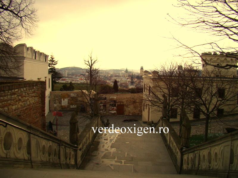 la castelul Nitra