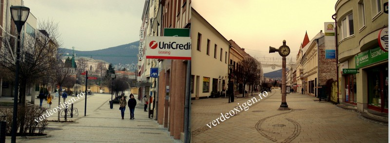 Centrul istoric, Nitra