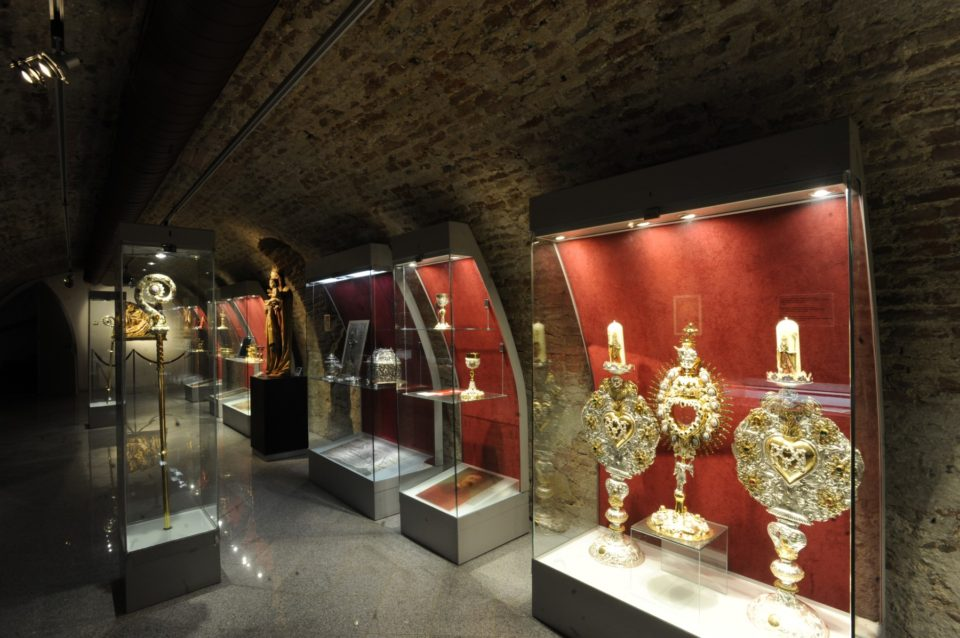 muzeul castelului Nitra