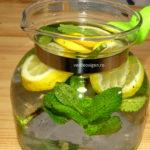 Inca e vară, răcorește-ți sufletul cu ceva: Limonadă cu lămâie și mentă