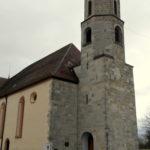 Dreifaltigkeitbergkirche din Spaichingen, Germania: Locul de unde venerezi Soarele