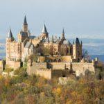 """Castelul Hohenzollern: Splendidul castel in nori din """"Coroana tuturor castelelor din Swabia"""""""