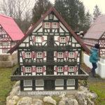 Satul miniatural din Schömberg, Germania: Duminica in care am fost Gulliver