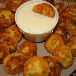 Chiftele cu brânză și cartofi: Apetisante și ușor de făcut