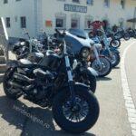 Harley. Harley-Davidson: Din America in Staudach (Hergatz), Germania