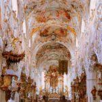 Pfarrkirche Mariä Geburt din Rottenbuch, Germania: Splendoarea bisericii de vestire a  credinței
